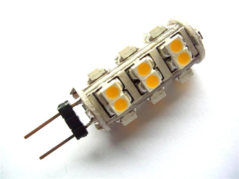 26 smd g4 led warmwei 12v led leuchtmittel lampe spot g4. Black Bedroom Furniture Sets. Home Design Ideas