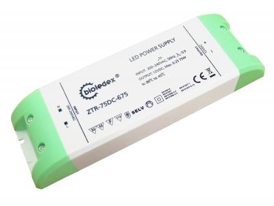 Bioledex® 75w 12v dc trafo für led lampen