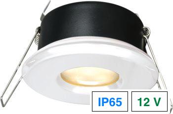 Bad & Aussenbereich - LED100 - Einbaustrahler und mehr...