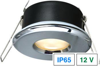 LED Einbaustrahler Feuchtraum - LED100.de
