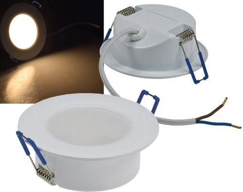 Bad & Außenbereich - LED100 - Einbaustrahler und mehr